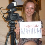 Barter Babe 150!! Founder of Pie Videography and Video Guestbook bartered a promotional video with me! She did the original Barter Babes video as well! If you're getting married or need a video be sure to check out www.pievideography.com!!
