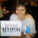 Barter Babe 157. Bartered gift certificates to Indigo. I can't wait to buy new books!!!!