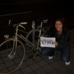 Barter Babe 179. Bartered a bike!!! Had my first ride of the summer this night. Hurrah!