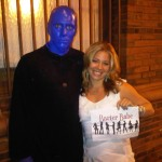 Barter Babe 263. Bartered tickets for us to see Blue Man Group in Chicago!!! It was an amazing show!!!!!! So fun