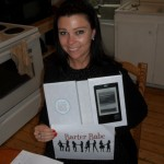 Barter Babe 277. Bartered a brand new Kobo eReader with 10 of my favourite books loaded into it! AMAZING