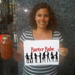Barter Babe 69. Bartered homemade chili.  So healthy and so tasty!